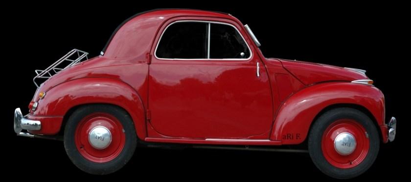 NSU-Fiat Topolino C (1949 - 1955)