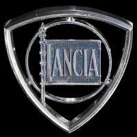 Logo Lancia auf Appia Kühlergrill (1959-1963)