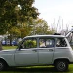 Renault 4 Baujahr 1991 Seitenansicht