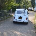 Renault 4 TL Savane Heckansicht