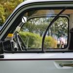 Renault 4 mit seitlichen Schiebefenster