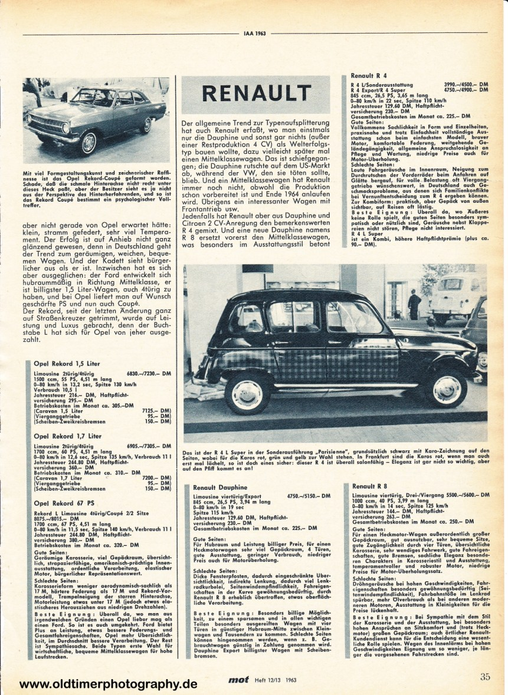 Renault R4 mot Heft 12-13 Seite 35