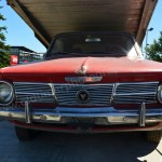 Plymouth Valiant Convertible Frontansicht
