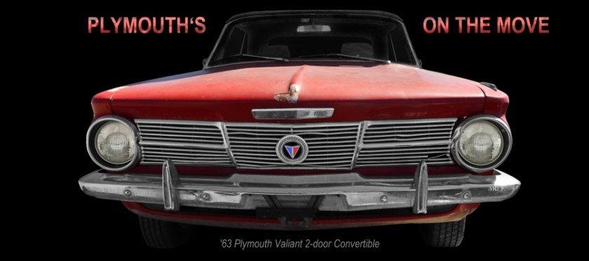1963 Plymouth Valiant 2-door Convertible for sale
