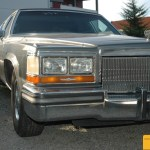 Cadillac Fleetwood Brougham Frontdetailansicht