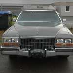 Cadillac Fleetwood Brougham in Frontansicht