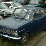 Opel Kadett A Coupe Seitenansicht