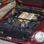 Porsche 928 GT mit 243 kW (330 PS) bei 6200min
