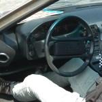 Porsche 928S Serie 1 Interieur