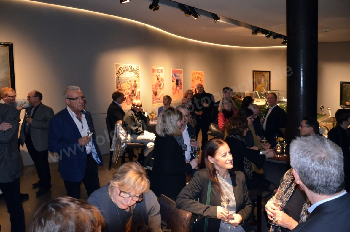 "MAC Museum Art & Cars Vernissage ""Starke Frauen"""
