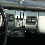 Opel Kadett A Spider Heizungsregler und Beleuchtungsschalter