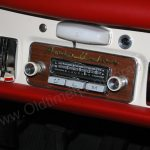 Auto Union 1000 Sp mit Blaupunkt Radio