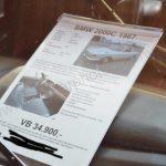 BMW 2000 CA Datenblatt zum Verkauf für 34.900 Euro