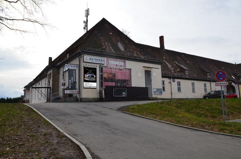 Kulturhaus Caserne, Friedrichshafen