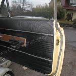 Ford 20M RS Innentüransicht