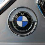 Logo BMW 2000 CA mit integrieretm Lüftungsschlitz und Hofmeisterknick im hinteren Seitenfenster