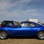 Opel GT Seitenansicht