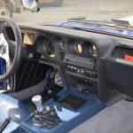 Opel GT Interieur