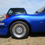 Opel GT Frontdetail