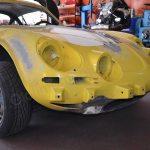 Restaurierung einer A110