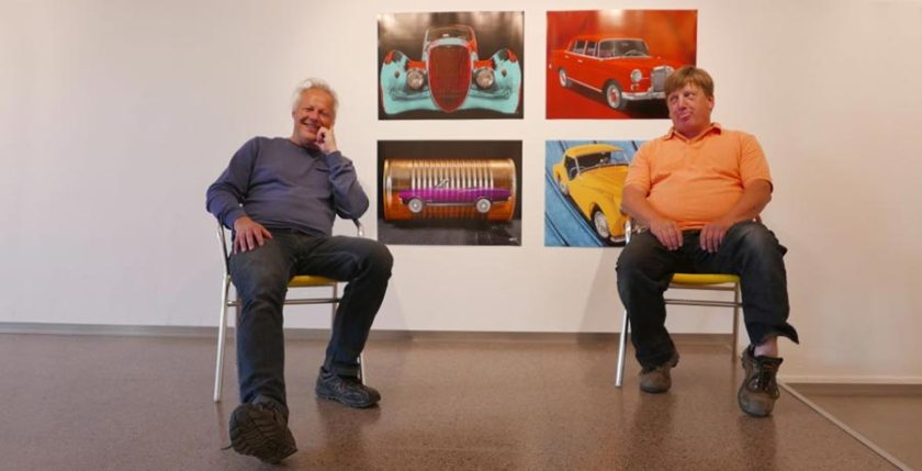 Classic Cars new created by aRi F. in Galerie Plattform 3/3