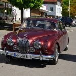 Jaguar Mark II RHD einmal ohne Duoton-Look