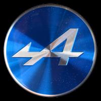 Logo Société des Automobiles Alpine
