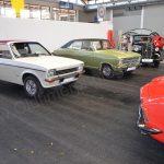 Messestand Alt Opel Interessengemeinschaft mit Opel Kadett
