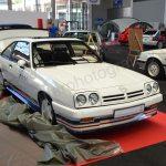 Messestand Alt Opel Interessengemeinschaft mit Opel Manta i200 (1984–1986)