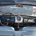 Morris Minor Woody Interieur