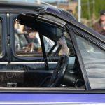 Opel Monza Cabriolet mit Detailansicht auf die speziellen Dichtungen