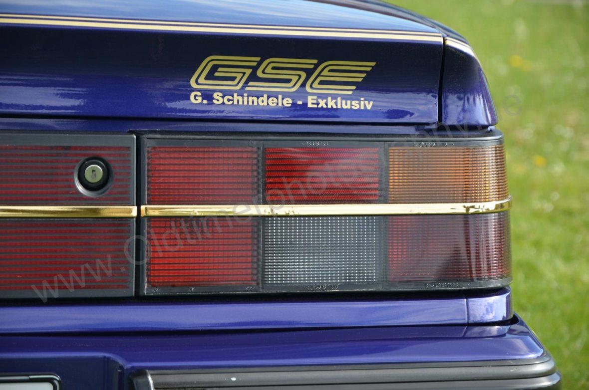 Opel Monza Cabriolet mit dem Karosseriebauer G. Schindele
