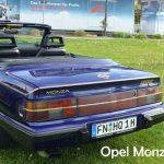 Opel Monza GSE Cabriolet Einzelstück
