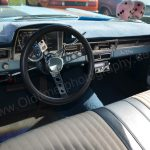 Plymouth Fury Series III Interieur