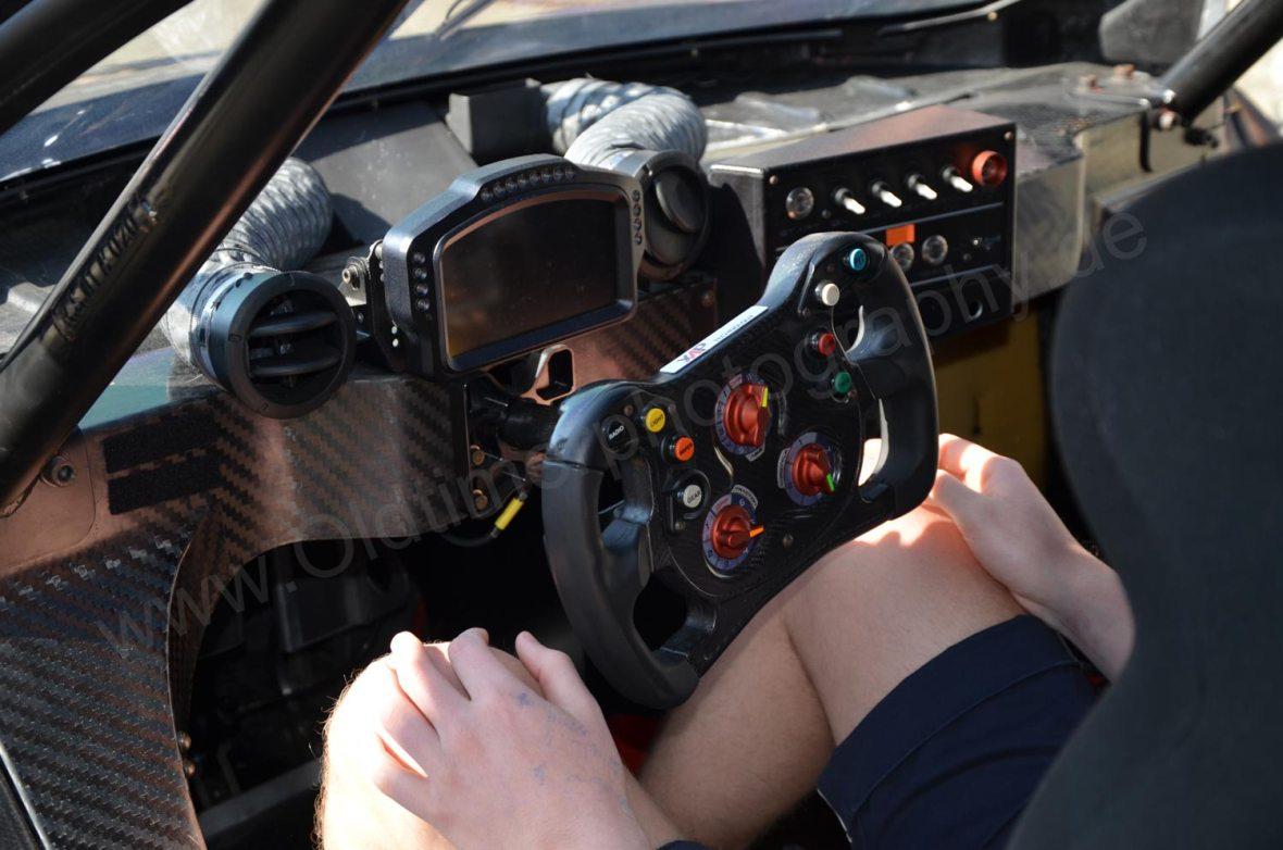 Renault Sport R.S. 01 Lenkrad