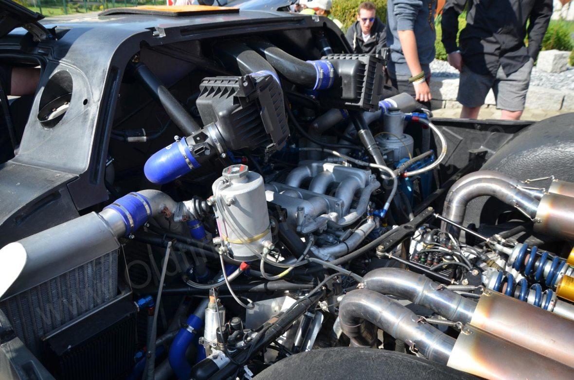 Renault Sport R.S. 01 Motorraum