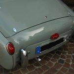 Triumph TR3 Heckansicht