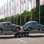 VW Käfer Cabrio und VW Käfer Ovali