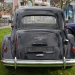 Citroën Traction Avant Heckansicht