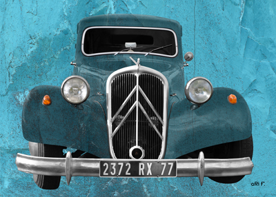 Citroen Traction Avant for sale Germany by aRi F.