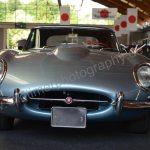 Jaguar E-Type Serie I Roadster Frontansicht