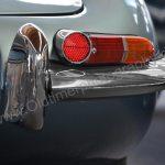 Jaguar E-Type Serie I Roadster Heckdetailansicht