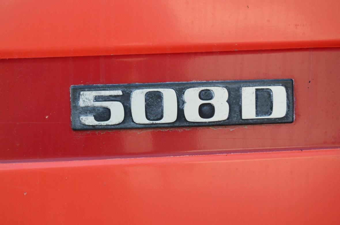 Mercedes-Benz 508 D (1968-1986)