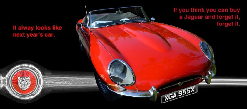 Jaguar E-Type Series 1 for sale