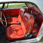 Lancia Flaminia mit rotem Leder ausgestattet Aufpreis in 1966: 1.150 DM