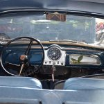 Morris Minor Interieur