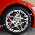 Ferrari 599 Frontdetail - produziert von 2006-2013