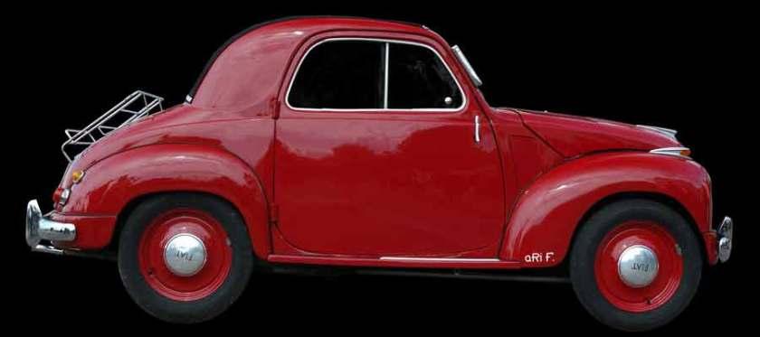 NSU-Fiat Topolino C gebaut 1949 - 1955