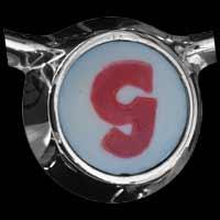 Logo Glas Goggomobil TS 250 Cabriolet auf dem Lenkrad