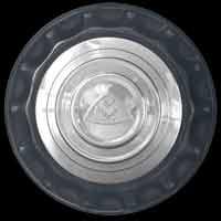 Logo Maybach Felge von SW 38 Cabriolet Karosserie Spohn Baujahr 1937 ?